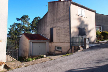 Extension d'une maison à Chamborigaud