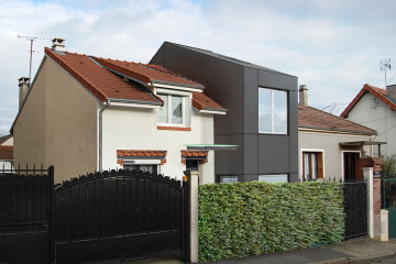 Extension de maison