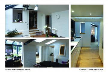 Transformation de bureaux en logement
