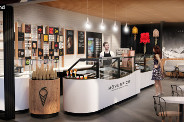 Concept / Mövenpick Store