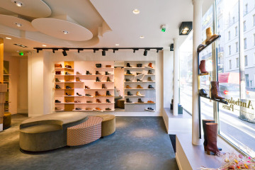 Boutique Anthology Paris - Rue Lepic