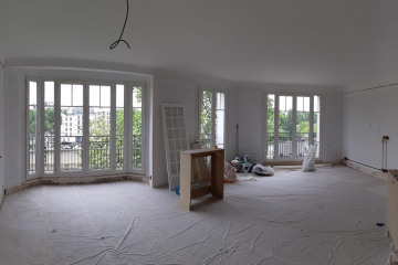 Rénovation d'un appartement Bvd Bineau