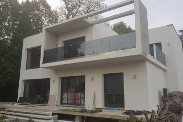 Une maison individuelle moderne à Montmorency