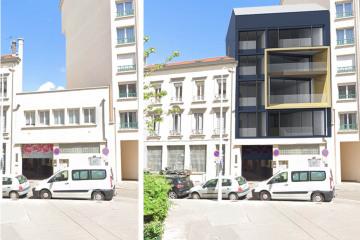 Surélévation Lyon