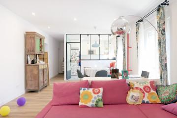 Rénovation d'un appartement à Madrid