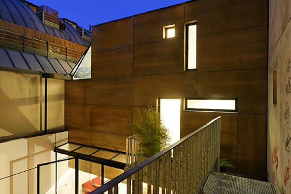 Maison Artaud-Thirard  PARIS