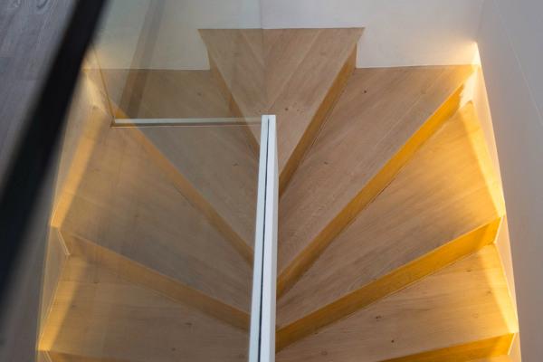 Restructuration spatiale et énergétique d'un duplex