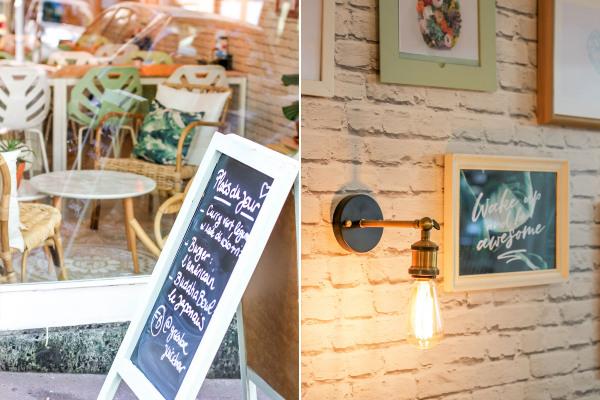 Green Love : bar à jus et cantine végétale