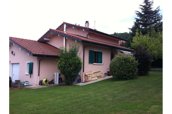 Maison individuelle à Massongy