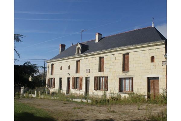 Maison individuelle à Cizay-la-Madeleine