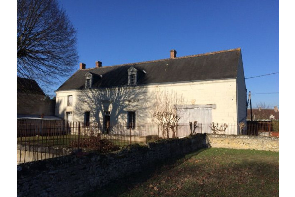 Maison individuelle à Saint-Georges-sur-Cher