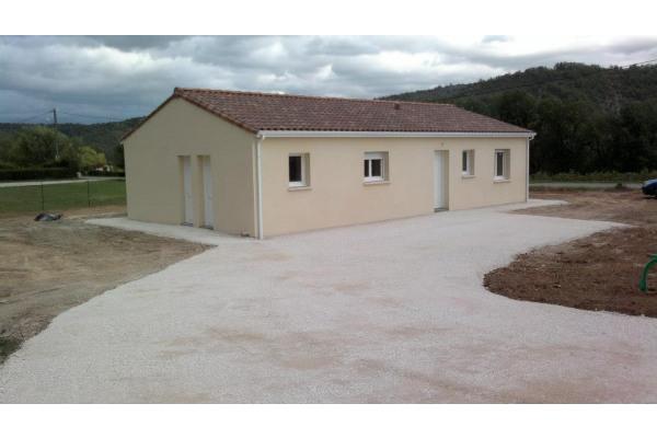 Maison individuelle à Cahors