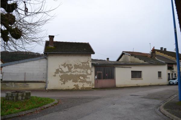 Bâtiment industriel à Bar-sur-Aube