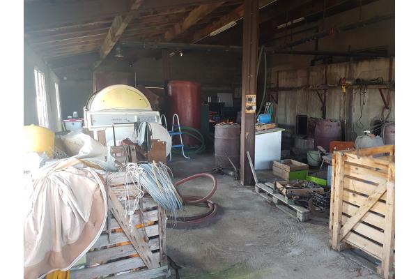 Bâtiment industriel à Vaux-en-Beaujolais