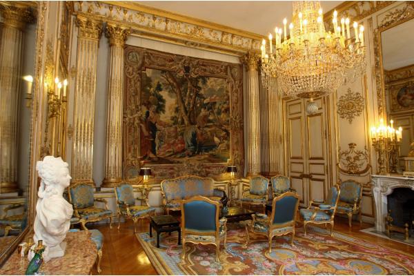 Equipement administratif à Paris