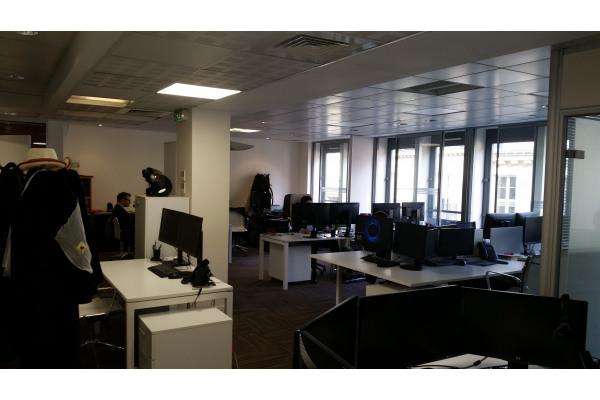 Bureaux à Paris