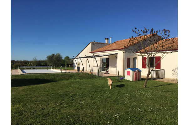 Maison individuelle à Bonnes