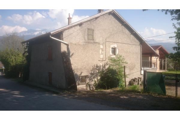 Maison individuelle à Bernin