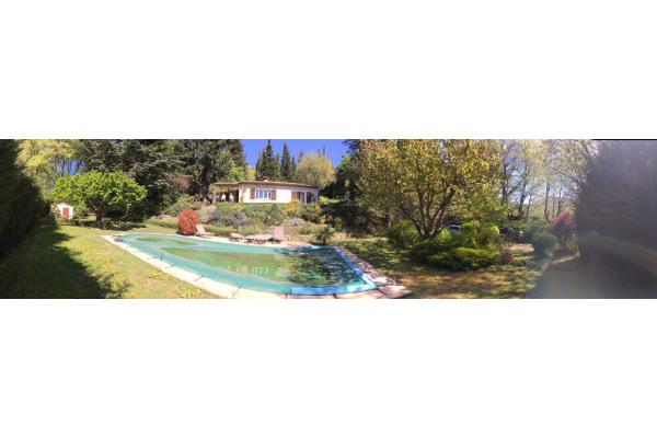 Maison individuelle à Saint-Vallier-de-Thiey