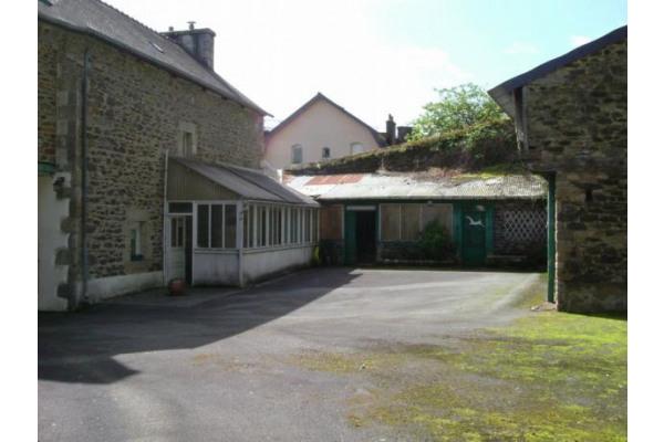 Maison individuelle à Pontrieux