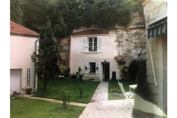Maison individuelle à Le Mesnil-le-Roi