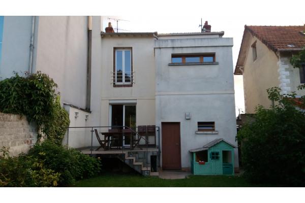 Maison individuelle à Villejuif