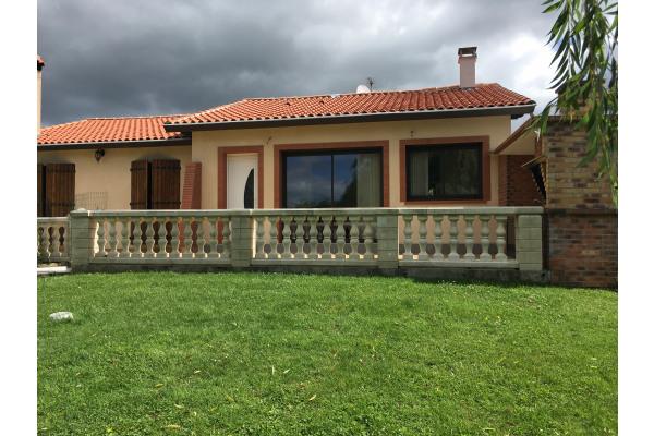 Maison individuelle à Garidech