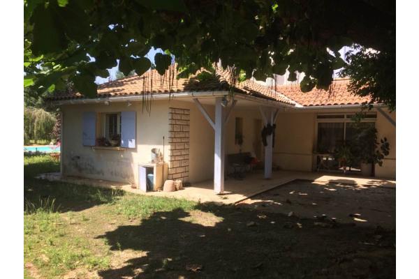 Maison individuelle à Sainte-Bazeille