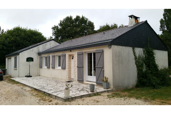 Maison individuelle à Savenay