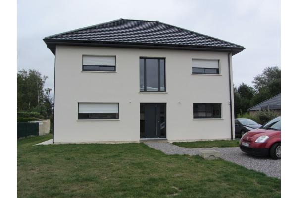 Maison individuelle à Abancourt