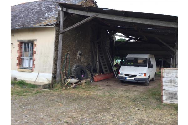 Maison individuelle à Noyal-sur-Vilaine