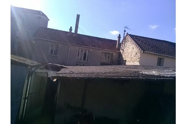 Bâtiment de stockage à Villiers-sur-Marne