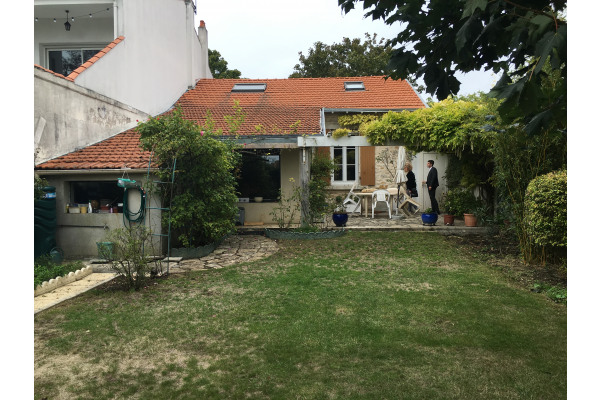Maison individuelle à La Rochelle