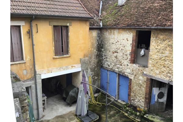 Bâtiment agricole à Châtillon-sur-Marne