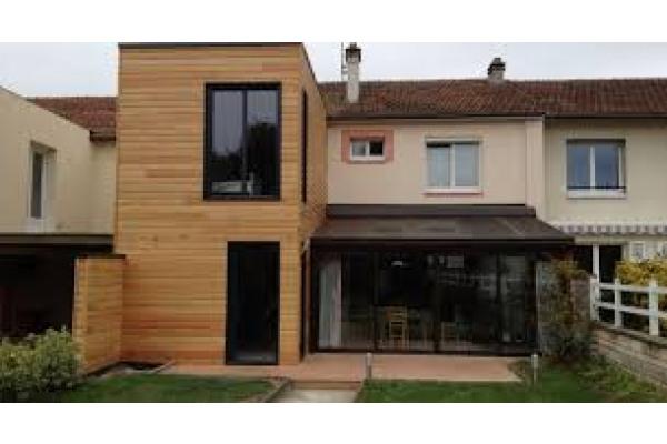 Extension D Une Maison Individuelle A Cormeilles En Parisis