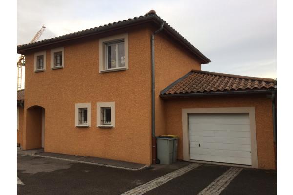 Maison individuelle à Ternay
