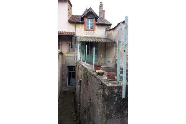 Maison individuelle à Cluny