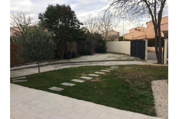 Maison individuelle à Montpellier