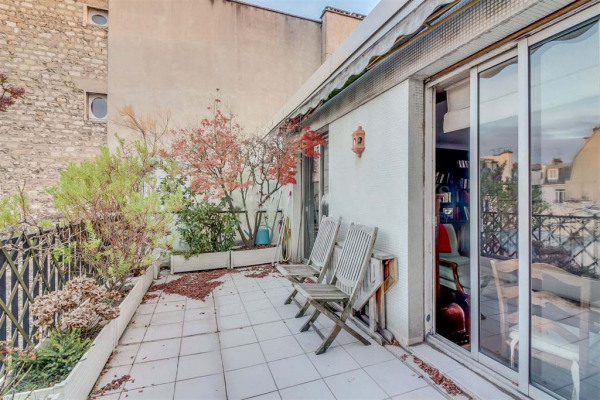 Appartement à Paris 16e Arrondissement