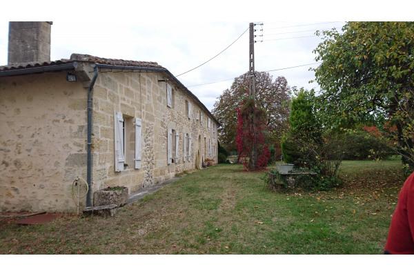 Maison individuelle à Saint-Martin-du-Bois