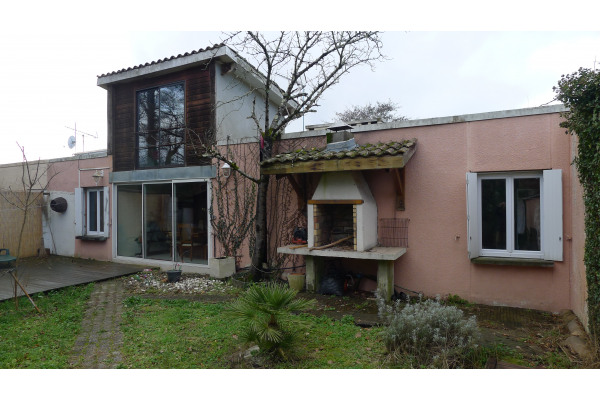 Maison individuelle à Saint-Médard-en-Jalles