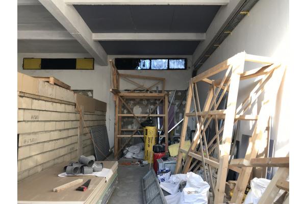 Bâtiment de stockage à Montreuil