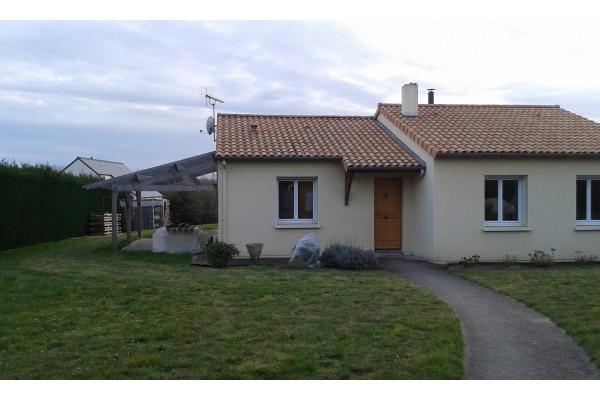 Maison individuelle à Loireauxence