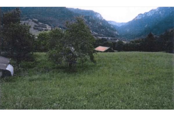Terrain à construire à Vacheresse