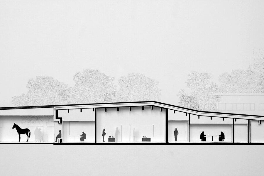 Projet Ferme pédagogique réalisé par un architecte Archidvisor