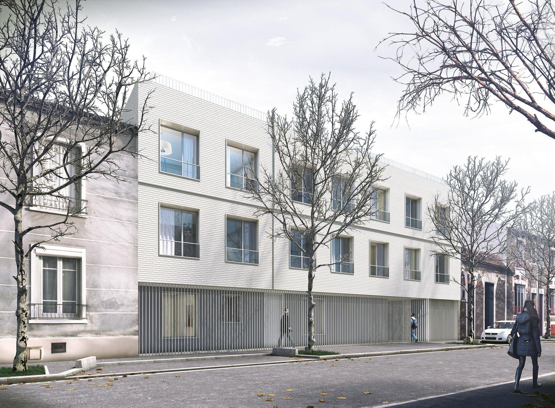Bâtiment de 5 logements