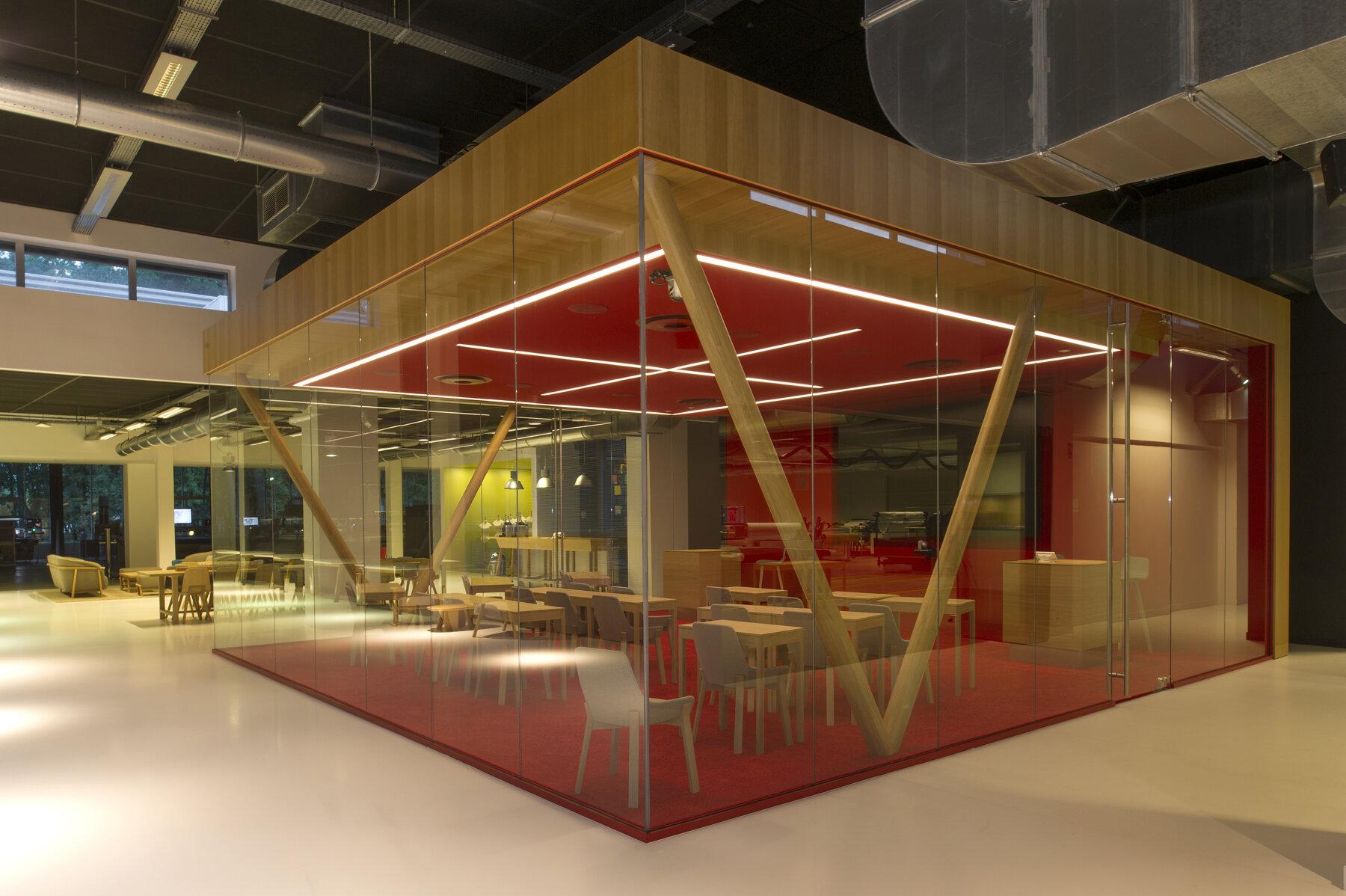 Construction neuve - Bureaux par un architecte Archidvisor