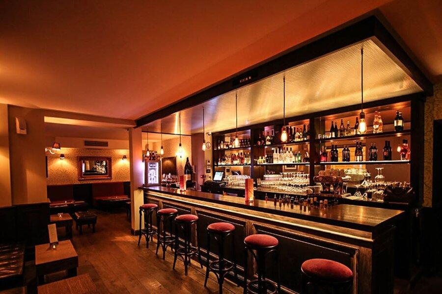 Projet Bar Lounge réalisé par un architecte Archidvisor
