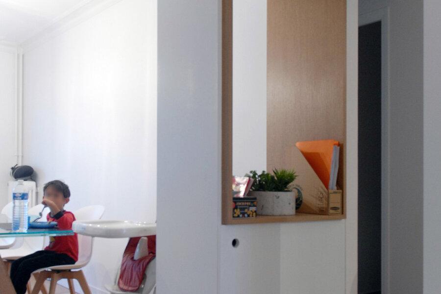 Projet Appartement TS réalisé par un architecte Archidvisor