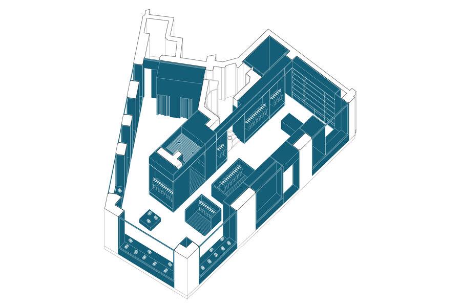 Projet Magasin VH réalisé par un architecte Archidvisor
